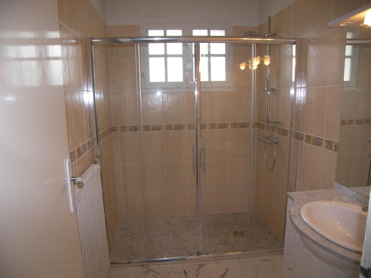 Salle de bains for Grande douche a l italienne