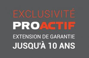 Exclusivite PROACTIF